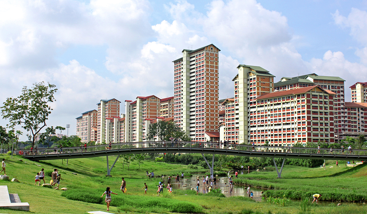 Bishan neighborhood 2xx (built 1992)